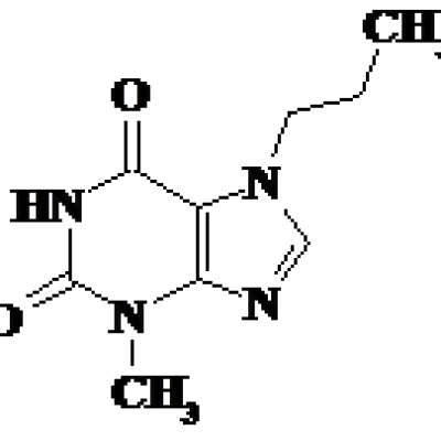 3-Methyl-7-n-propyl xanthine