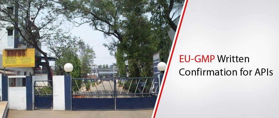 EU-GMP Certified
